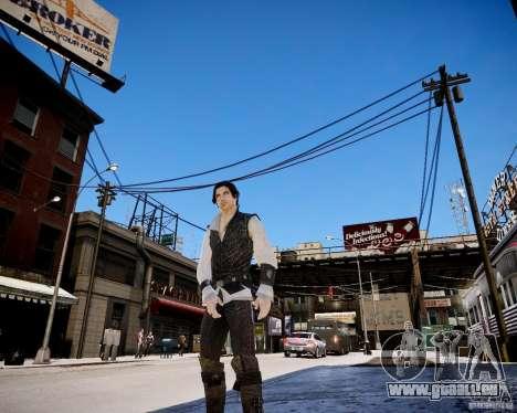 Assasins Creed 2 Young Ezio für GTA 4 siebten Screenshot