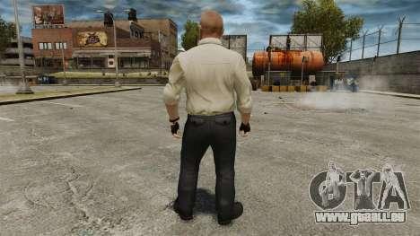 Jason Hudson pour GTA 4 cinquième écran