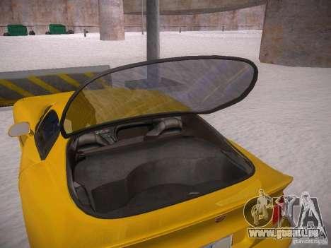 Dodge Viper 1996 für GTA San Andreas Seitenansicht