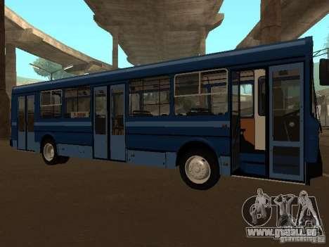 YAZ 5267 pour GTA San Andreas laissé vue