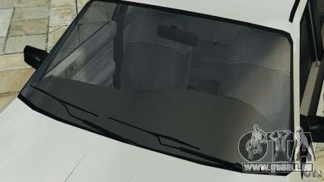 Mercury Tracer 1993 v1.1 pour GTA 4 est une vue de l'intérieur