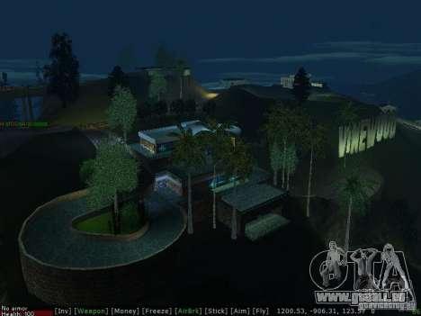 Neue Villa Med-Dogg für GTA San Andreas siebten Screenshot