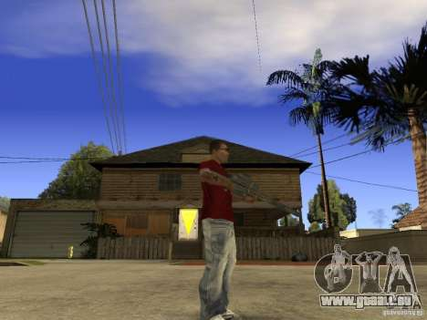 M82 pour GTA San Andreas troisième écran