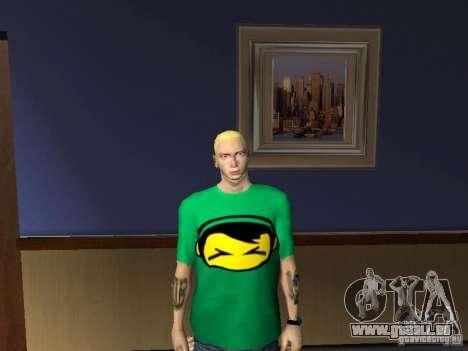Peau Eminema pour GTA San Andreas sixième écran