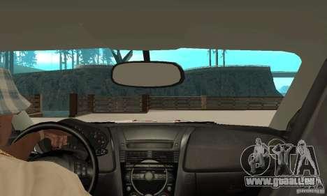 Mazda RX-8 NFS ProStreet für GTA San Andreas Rückansicht
