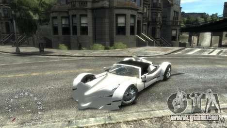 Ibis Formula GT für GTA 4