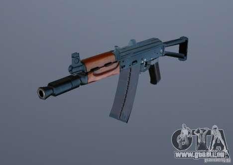 AK-74y für GTA Vice City
