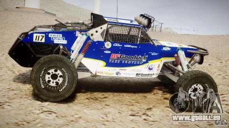 Ickler Jimco Buggy [Final] pour GTA 4 Vue arrière de la gauche