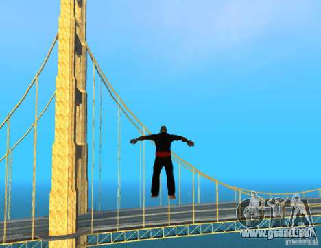 Golden Gate pour GTA San Andreas