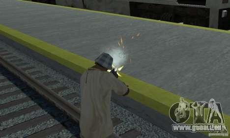 New Effects pour GTA San Andreas troisième écran