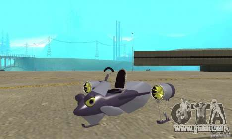 Flying Fish für GTA San Andreas