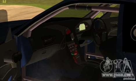 Nissan Skyline R34 GT-R LM für GTA San Andreas Motor