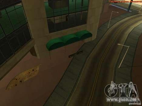 20th floor Mod V2 (Real Office) für GTA San Andreas zweiten Screenshot