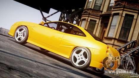 Fiat Coupe 2000 pour GTA 4