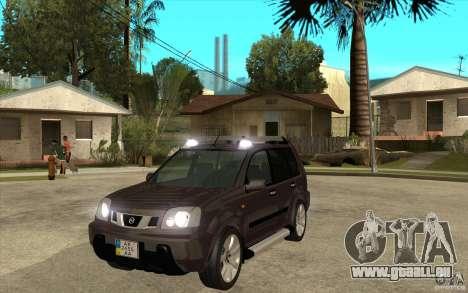 Nissan X-Trail 2001-2007 für GTA San Andreas