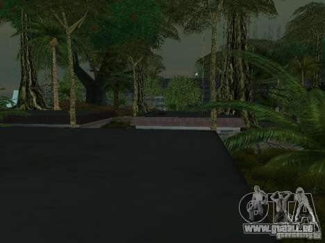 Das Geheimnis der tropischen Inseln für GTA San Andreas neunten Screenshot