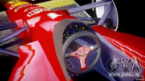 Ferrari Formula 1 pour GTA 4 est un droit