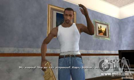 Crack für Steam-Version von GTA San Andreas für GTA San Andreas siebten Screenshot