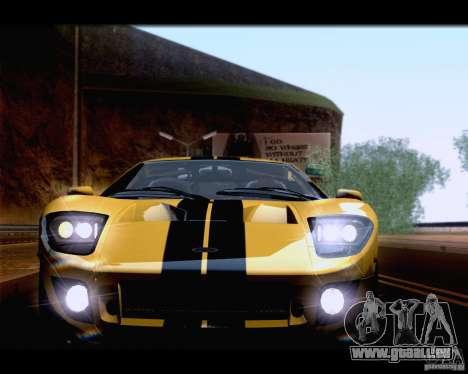 SA_NGGE ENBSeries für GTA San Andreas zweiten Screenshot