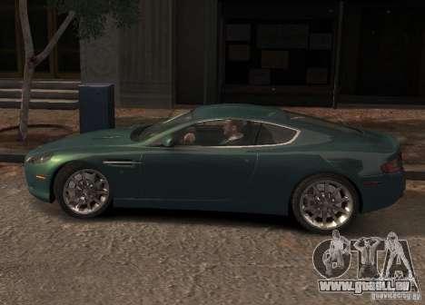 Aston Martin DB9 2008 v 1.0 für GTA 4-Motor