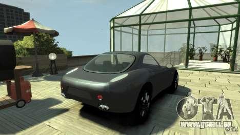 Alfa Romeo Nuvola für GTA 4 hinten links Ansicht