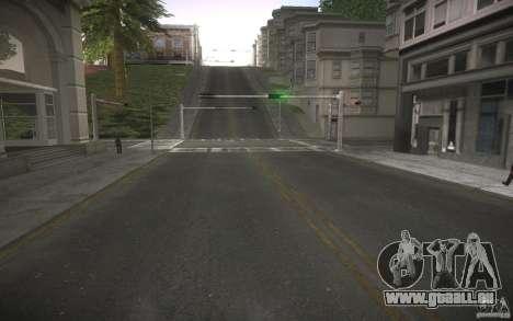 Route de HD v 2.0 finale pour GTA San Andreas