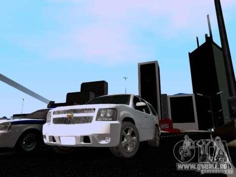 Chevrolet Tahoe LTZ 2013 für GTA San Andreas linke Ansicht