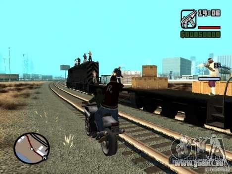 Great Theft Car V1.0 pour GTA San Andreas septième écran