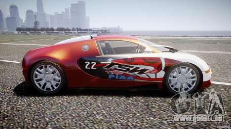 Bugatti Veyron 16.4 v1 für GTA 4 linke Ansicht