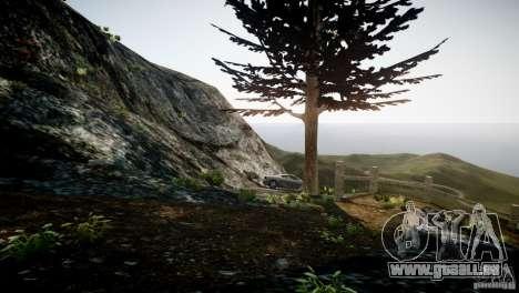 GhostPeakMountain für GTA 4 sechsten Screenshot