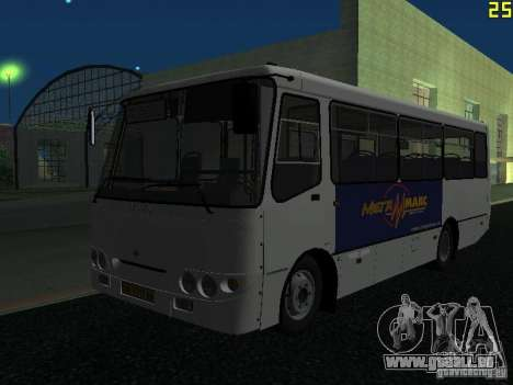 Bogdan A09202 v2 pour GTA San Andreas