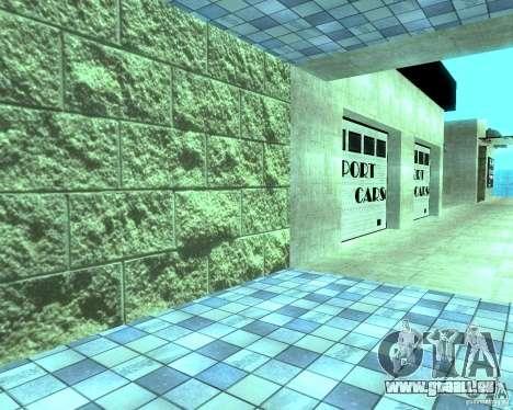 HD Motor Show pour GTA San Andreas septième écran