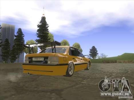 Mazda 626 DRIFT für GTA San Andreas zurück linke Ansicht