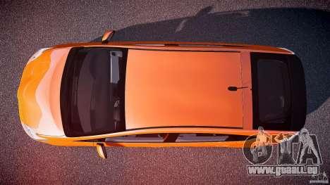 Toyota Prius 2011 für GTA 4 rechte Ansicht
