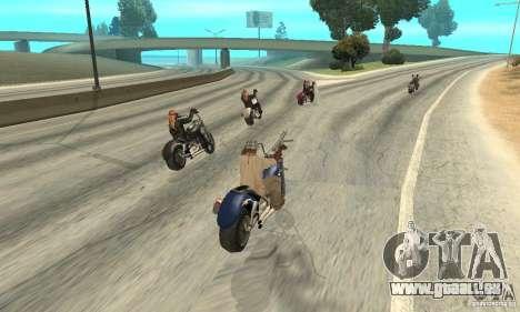 BikersInSa (die Biker In SAN ANDREAS) für GTA San Andreas sechsten Screenshot