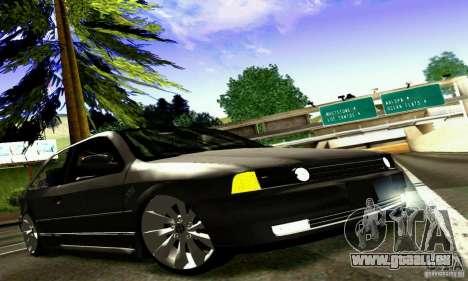 Volkswagen GOL G2 Tuning pour GTA San Andreas vue intérieure