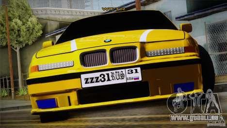 BMW M3 Z366 pour GTA San Andreas
