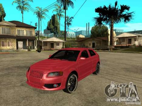 Audi S3 2006 Juiced 2 für GTA San Andreas
