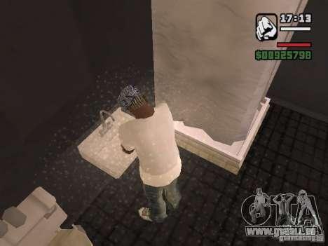 La possibilité réaliste de pour GTA San Andreas troisième écran