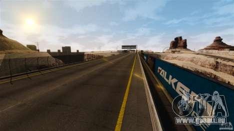 Ambush Canyon für GTA 4 sechsten Screenshot
