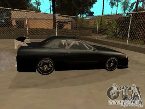 New Tuning Kits for Elegy für GTA San Andreas zurück linke Ansicht