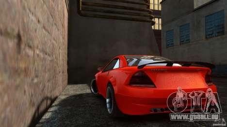 Feltzer DriftTec für GTA 4 linke Ansicht