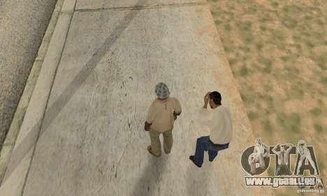 Collision de GTA 4 pour GTA San Andreas cinquième écran