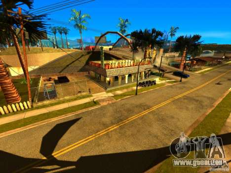 Mod Beber Cerveja V2 für GTA San Andreas zweiten Screenshot