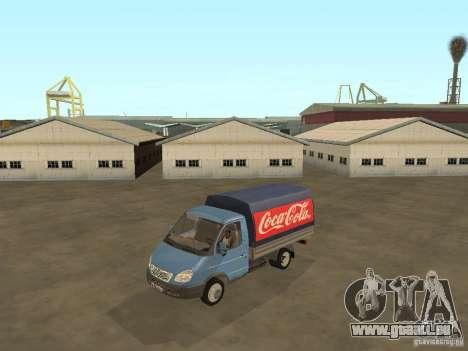 3302 Gazelle v. 2.0 für GTA San Andreas