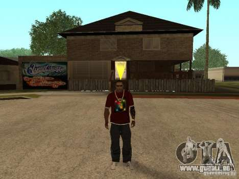 Mike Windows pour GTA San Andreas cinquième écran