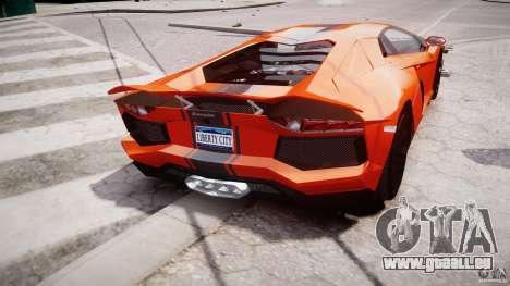 Lamborghini Aventador LP700-4 2011 [EPM] für GTA 4 Innen