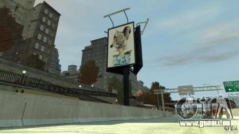 New gas station für GTA 4 neunten Screenshot