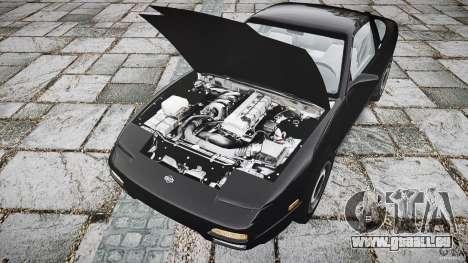 Nissan 240SX für GTA 4 rechte Ansicht