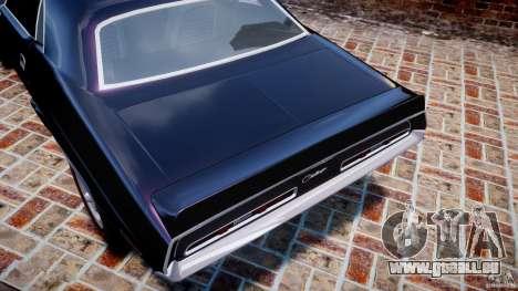 Dodge Challenger 1971 RT für GTA 4 Räder